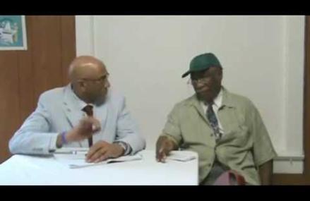 Eggs & Enlightenment Forum, Elvis (Sonny) Gibson