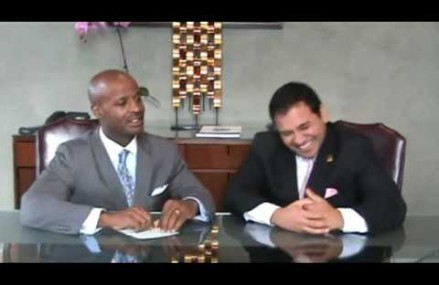 Interview with Hispanic Chamber of Commerce CEO Carlos Gomez