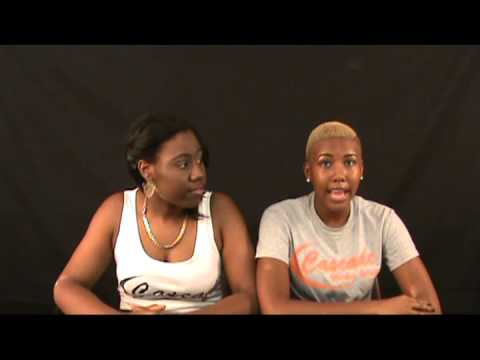 Video Blog Topic Media' Negative Impact with Brionna Garlington and Jazmine Clark