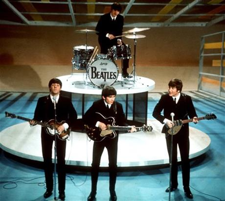 CBS to air special marking Beatles' arrival