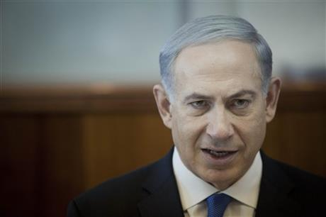 ISRAELI LEADER BACKS OUT OF MANDELA FUNERAL