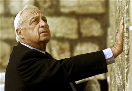 ARIEL SHARON, FORMER ISRAELI PM, DIES AT 85