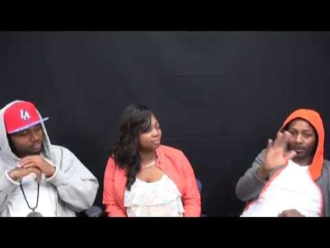 Oprah Brown Interviews Kansas City Rap Artists T Money & Bird Brown