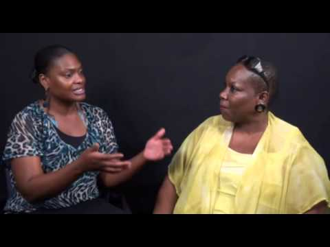 Interview with Barbara Courtney  Children of Incarcerated parents