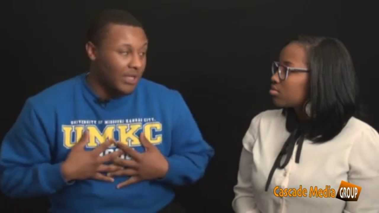 Interview with Jared Bell President of UMKC's African American Student Union