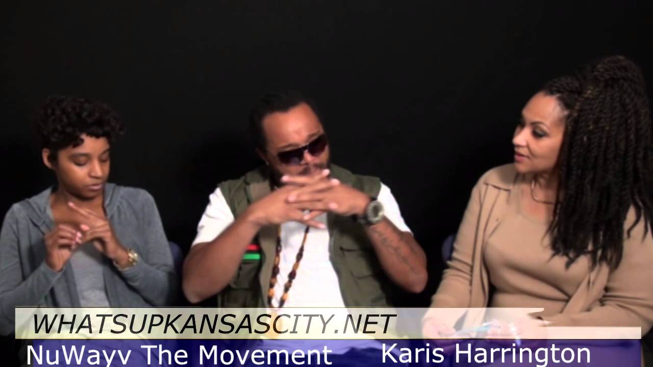 Interview with two members of NuWayv The Movement