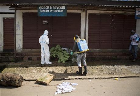 Dangerous practices spread Ebola in Sierra Leone