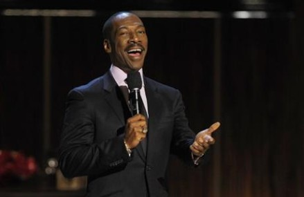 Eddie Murphy looks to get back into groove with music