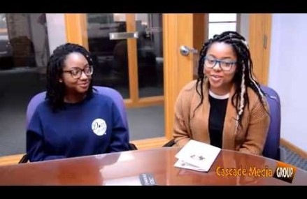 Interview with Khrystal Coopage editor of Khorage Magazine