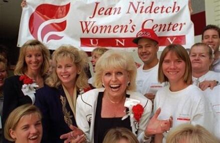 Weight Watchers founder Jean Nidetch dies at age 91