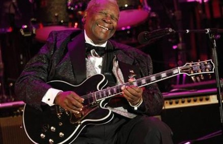 'Blues can never die': B.B. King reigned but music lives on