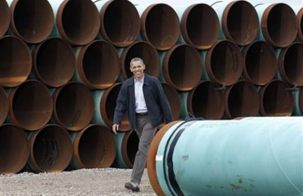 Keystone XL: US review taking 5 times longer than average
