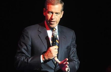 Brian Williams to return for pope coverage