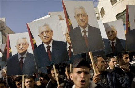 AP Analysis: Palestinian leader's retirement claim doubted