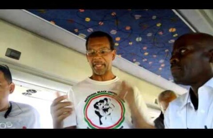 CMG covering the KC delegation at Million Man March 20th anniversary
