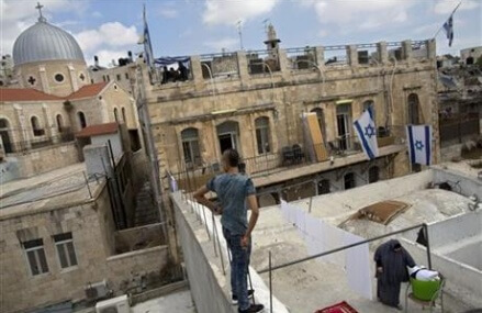 Palestinian eviction case spotlights Jerusalem settler push
