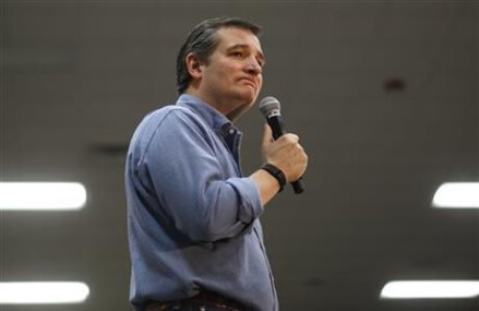 Republican Jeb Bush tells rival Marco Rubio 'stop whining'