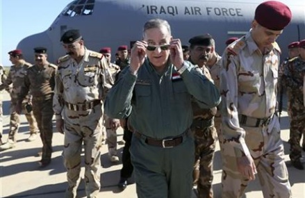 Iraqi officials: US captured top IS chemical arms engineer