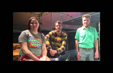 Rockhurst University Presents Life Is A Dream