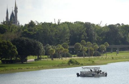 Body of boy snatched by gator found in Disney lagoon