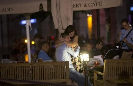 Israel beefs up troops in West Bank after Tel Aviv shooting