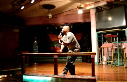 Clips of the Comedy show at Nefertiti featuring Kenny Howell