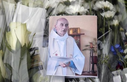 Chilling details of France church attack as hostage speaks