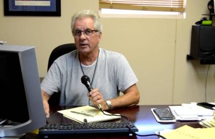 CMG street team interviews Chris Fritz