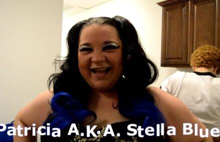 Stella Blue of Rhythm and Blues