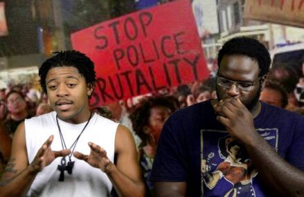 Commentary from Nizam Zuberi and Denzell Dickerson on the recent police involved shootings.