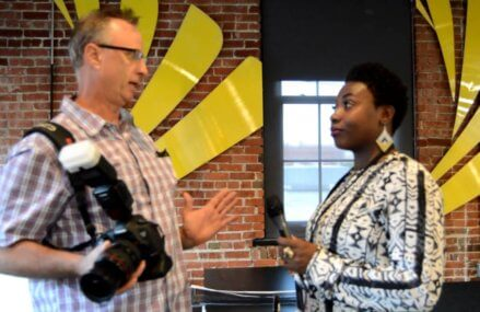 Interview with Gary Roham at KC TechWeek