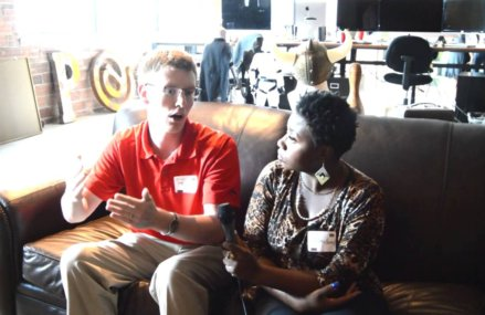 Interview with Sam French at KC TechWeek Sam French