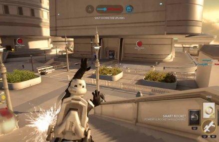 Nelson Mosby VS STAR WARS™ Battlefront™