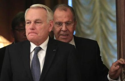 France seeks war crimes probe of Russian actions in Syria