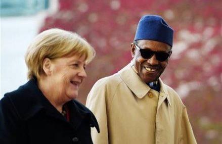 Nigeria 1st lady says she may not back husband's re-election
