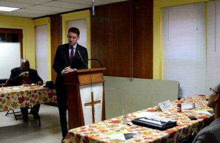 MO Secretary of State Candidate Jason Kander.