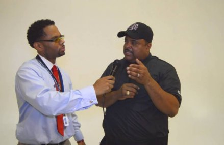 Roland Martin and the African-American Vote.