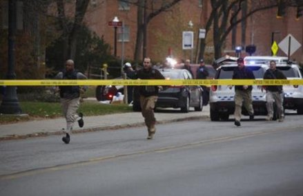 7 sent to hospital after report of Ohio State active shooter