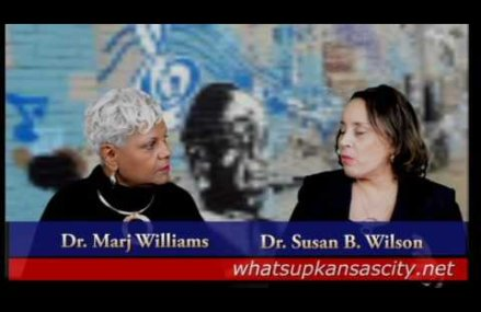 Interview with Dr. Susan B. Wilson Vice Chancellor at U.M.K.C.